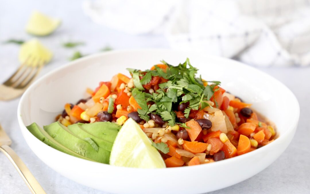 Vegan Sorghum Chili