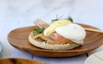 Nordic Eggs Benedict