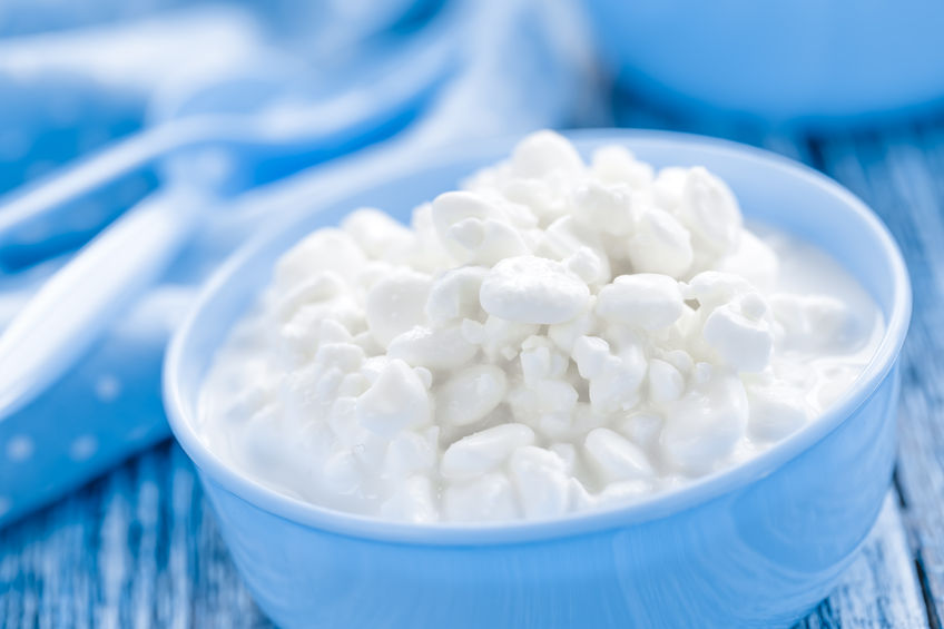 6 stress relief foods cottage cheese