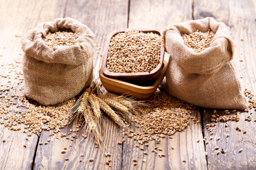 6 stress relief foods whole grains